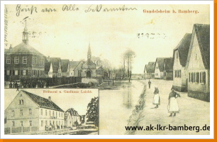 1913 - L. Stocker, Bamberg