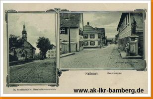 1911 - L. Stocker, Bamberg